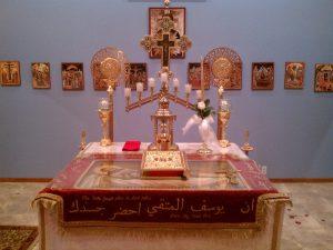 altar tomb